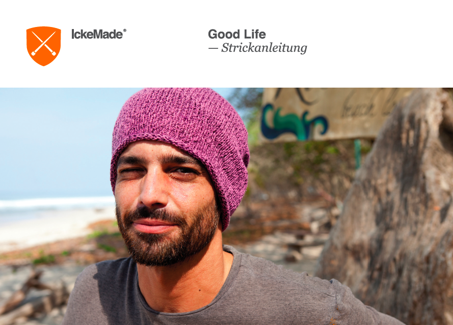 Strickanleitung Good Life
