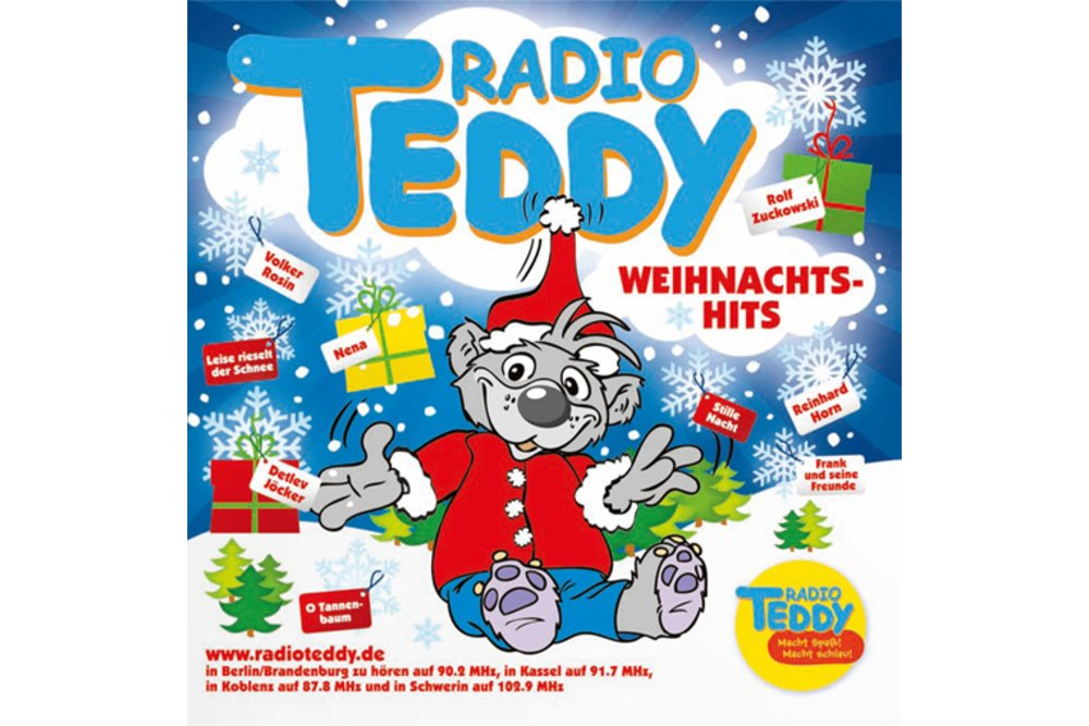 radio teddy weihnachts hits. Black Bedroom Furniture Sets. Home Design Ideas