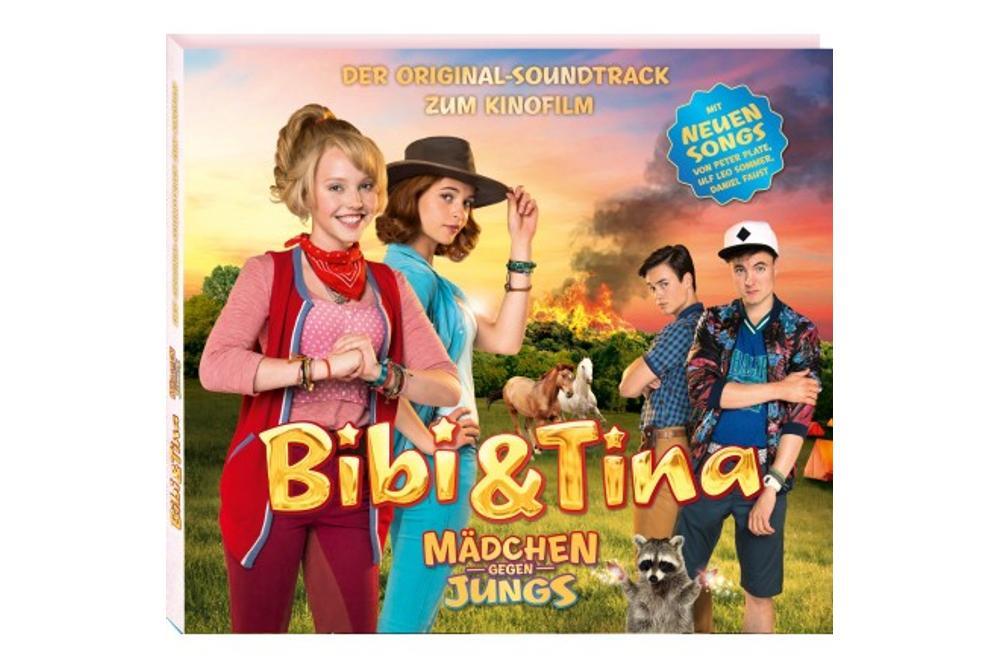 bibi und tina  mädchen gegen jungs  der originalsoundt