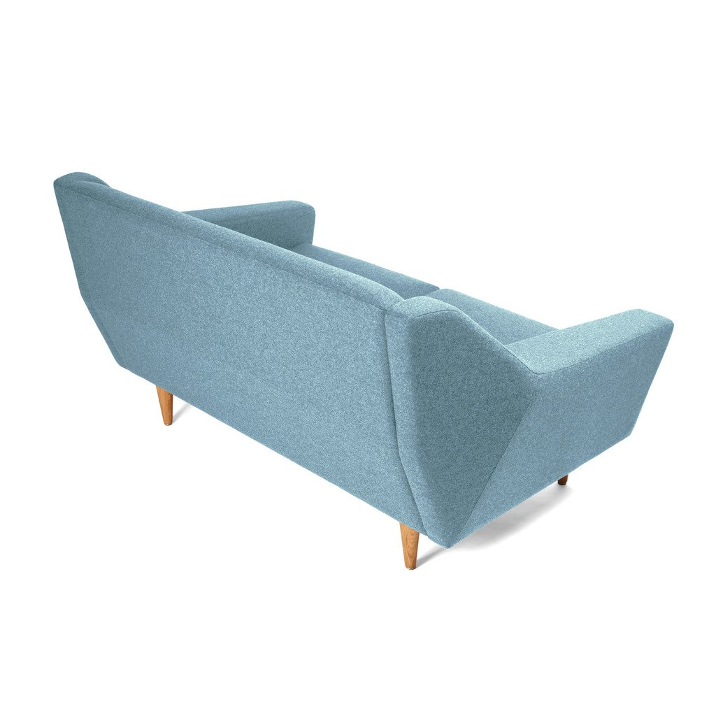 2er Sofa Retro Design
