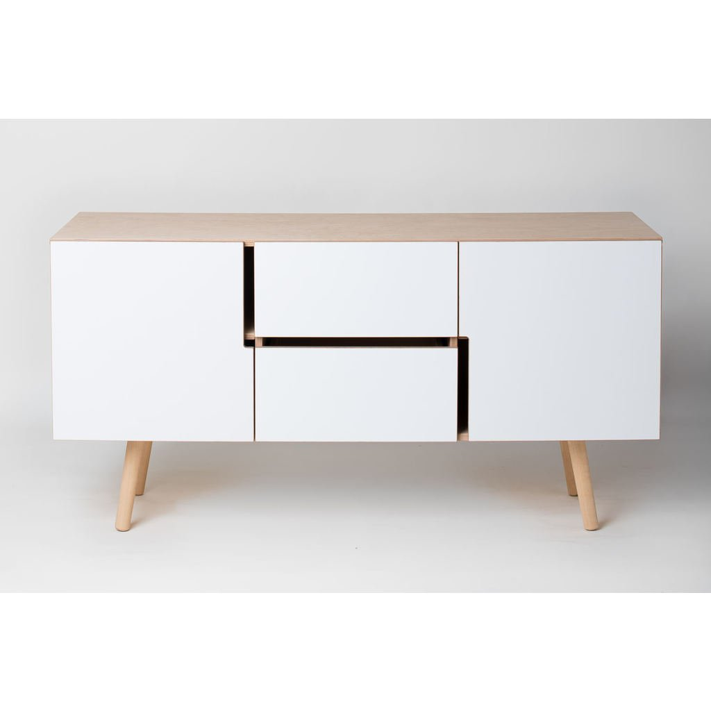Sideboard Aus Holz Mit Schubladen Jetzt Online Kaufen