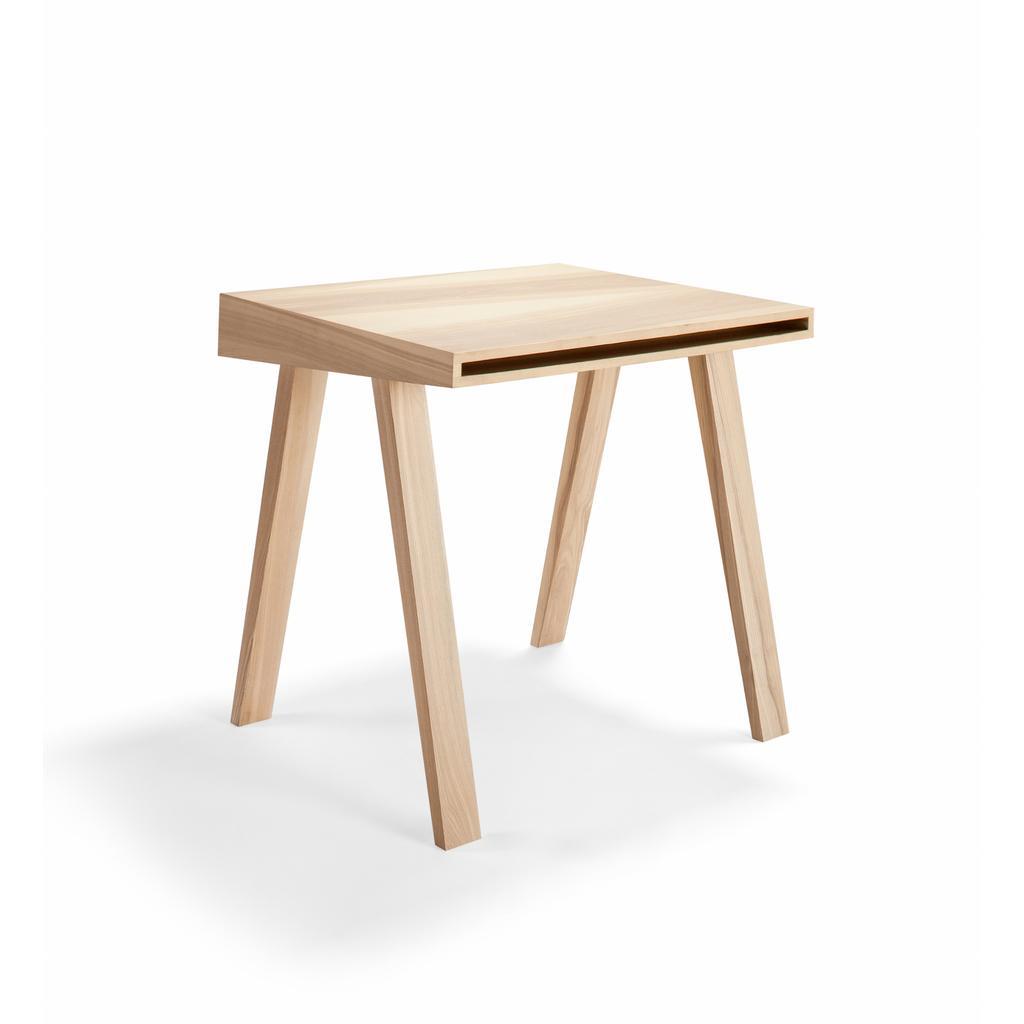 innovativer design schreibtisch 4 9 aus massivholz emko. Black Bedroom Furniture Sets. Home Design Ideas