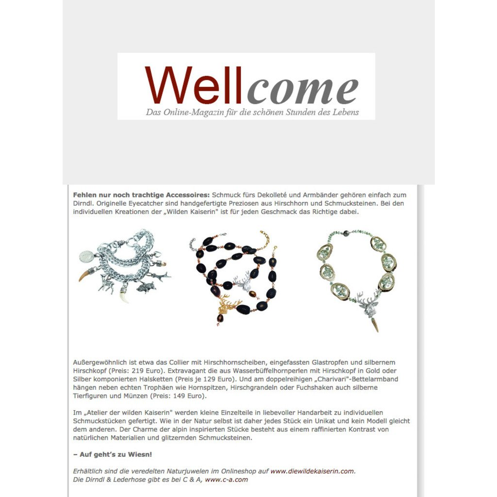 "Artikel auf ""welcome-online.at"""