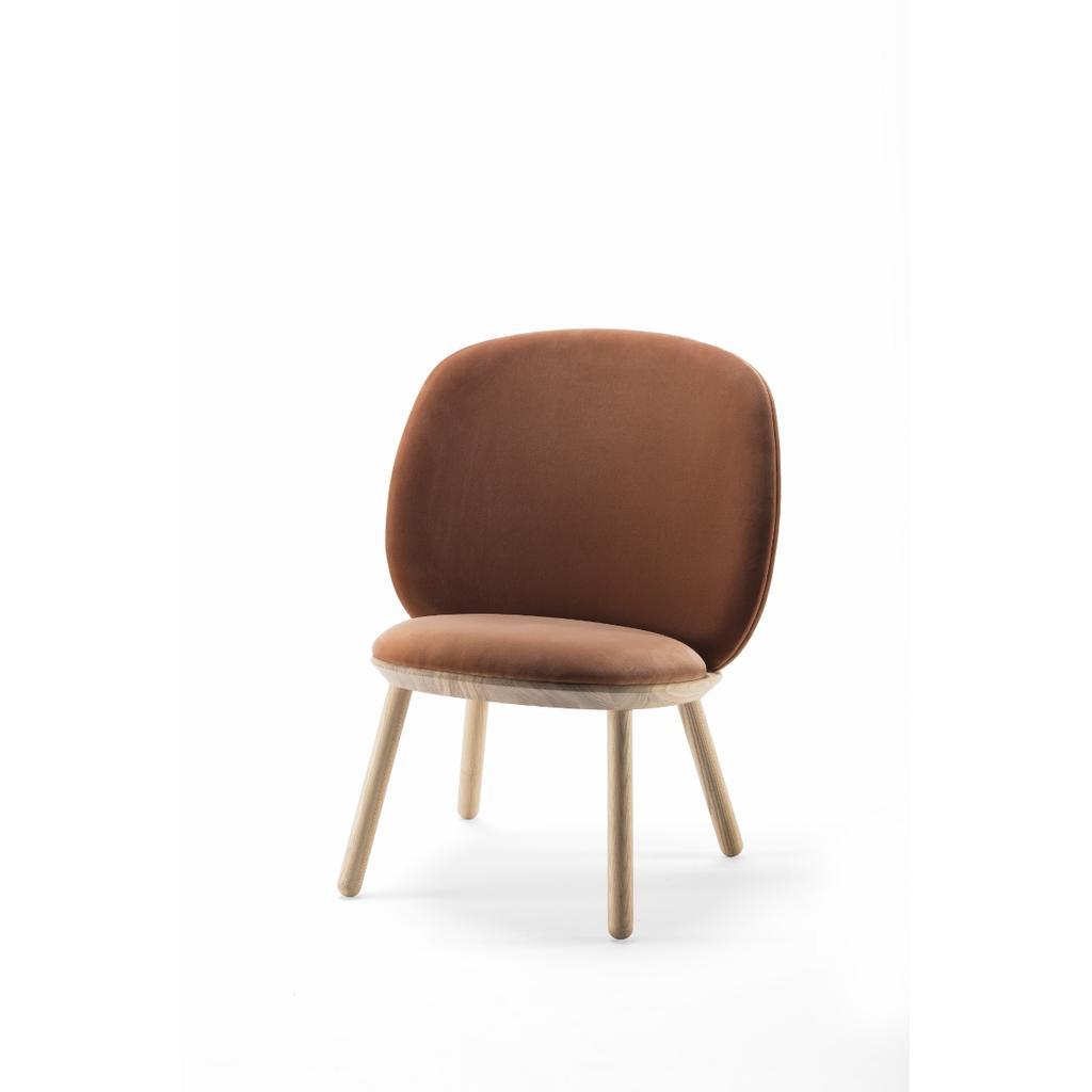 Design Lounge Sessel Von Emko Mobel Terrakotta