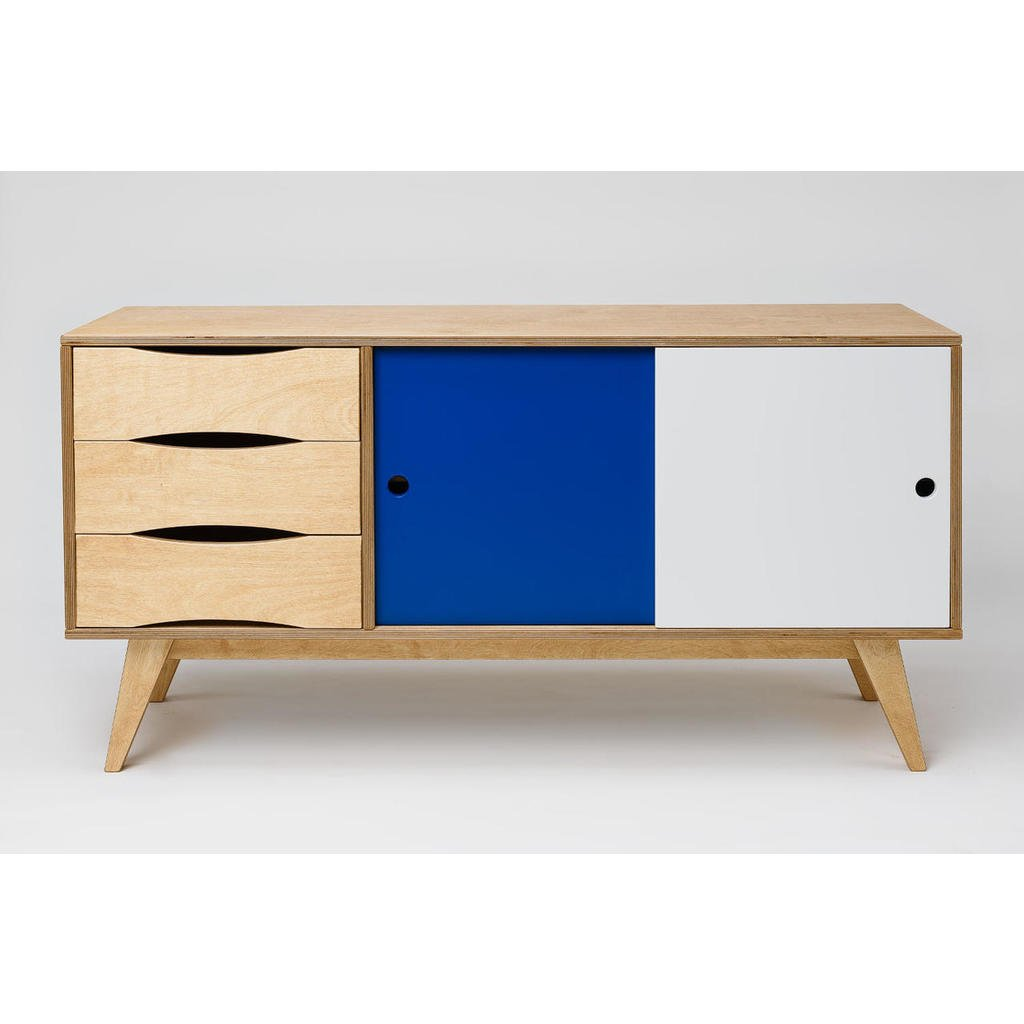 Sideboard so-sixties skandinavisch