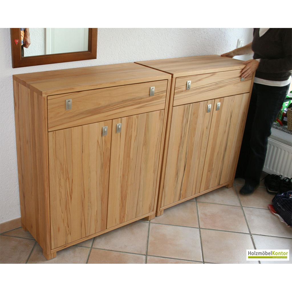 schuhschrank massiv. Black Bedroom Furniture Sets. Home Design Ideas