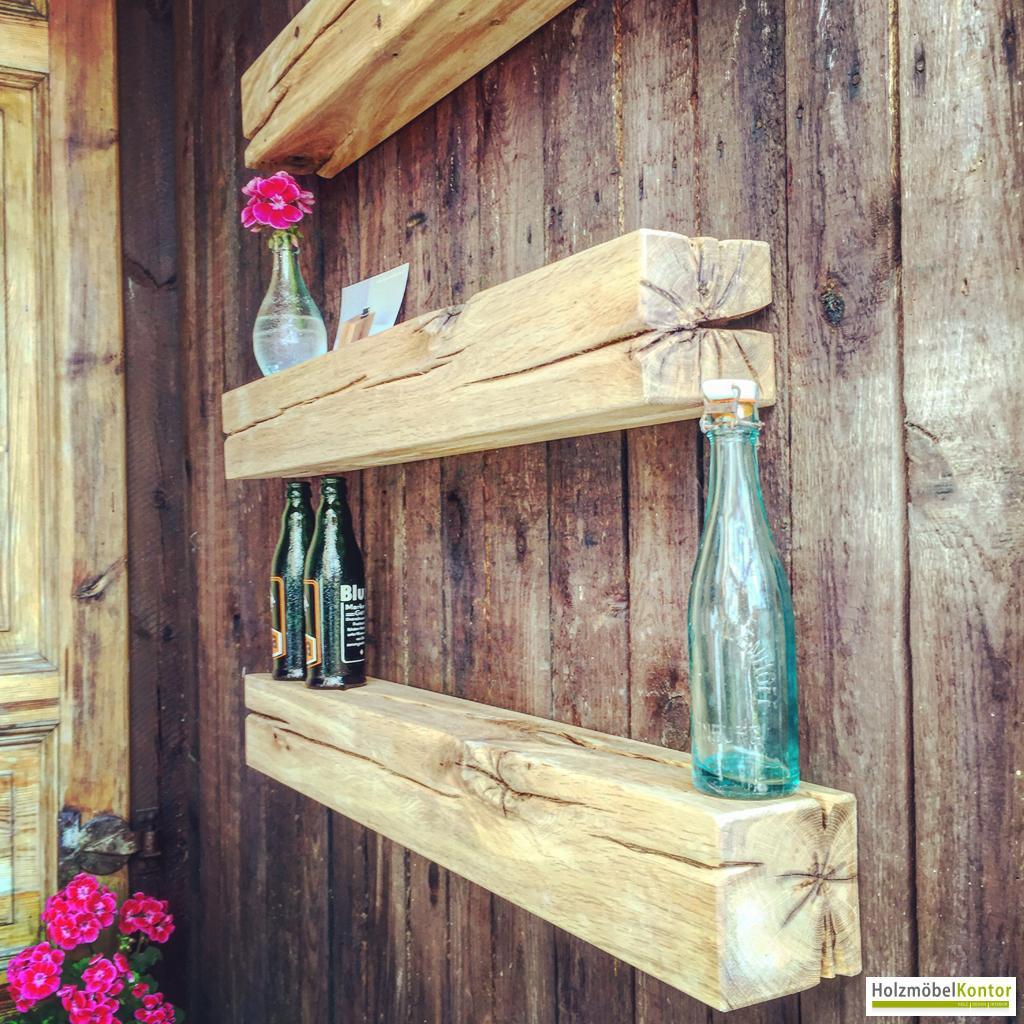 wandregale shop ? wohnen, küche, bad | holzmoebelkontor.de - Bad Balken