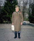 War Veteran, Chelyabinsk, Russia, 2003 Edition 10 , From the series