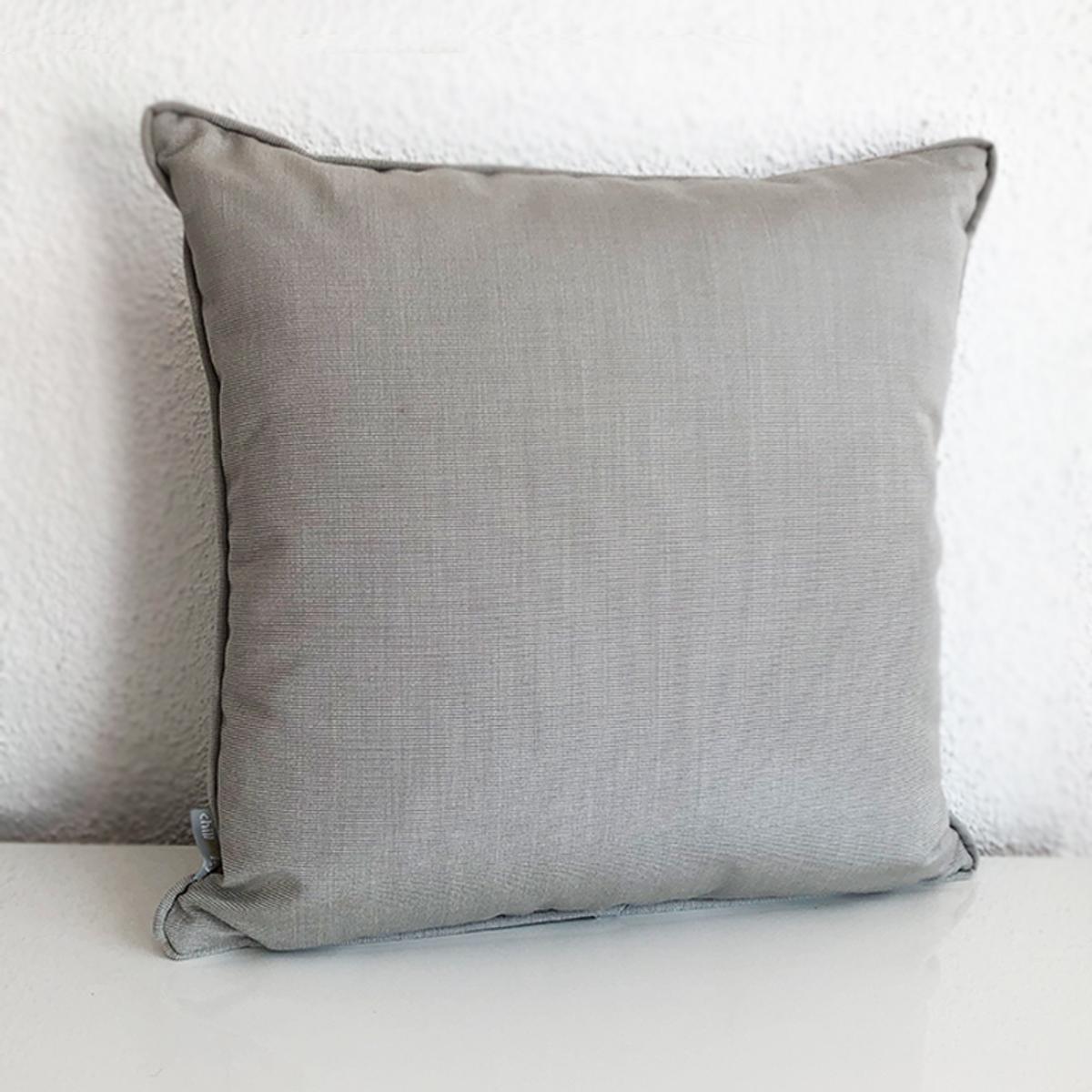 Gray Outdoor Cushion Shingles Summertime Classic
