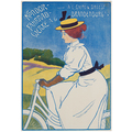 Kondor - Fahrradwerke A.-G. Advertising Poster around 1910