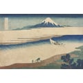 36 views of Mount Fuji (Series) Tama river in Musashi province