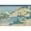 Thirty-six Views of Mount Fuji Sea at Hakone in Sagamin province
