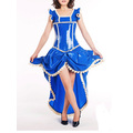 Latex Women Abend dress
