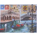Souvenirs of Venice - borduurwol