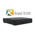 Royal Receiver - R100-HD IPTV&Sat Box +12 Months Abonnement