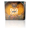 Dig your way Out - Kickstarter Version voraussichtlich lieferbar ab Februar 2020!