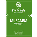 MURAMBA (RUANDA), 100% ARABICA 1000g French Press DER AROMATISCHE