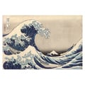 36 views of Mount Fuji (Series) Under the Wave at Kanagawa