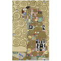 GUSTAV KLIMT Fulfilment Stoclet Frieze