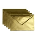 5 x Metallic Kuvert C5 / 5 x metallic envelope C5