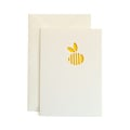 Kleine Karte Biene / Bee Cut Out Card