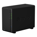Synology DS216Play incl. 16TB (2 x 8TB) NAS RAID Server Bundle