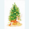 Christmas Tree - borduurpakket met telpatroon Luca-S