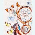 Dreamcatcher - borduurpakket met telpatroon Letistitch