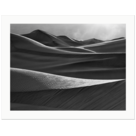 Lines and Dust | Mesquite Flat Dunes, Death Valley National Park, California, 2015
