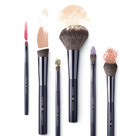Dr.Hauschka alle Pinsel all brushes
