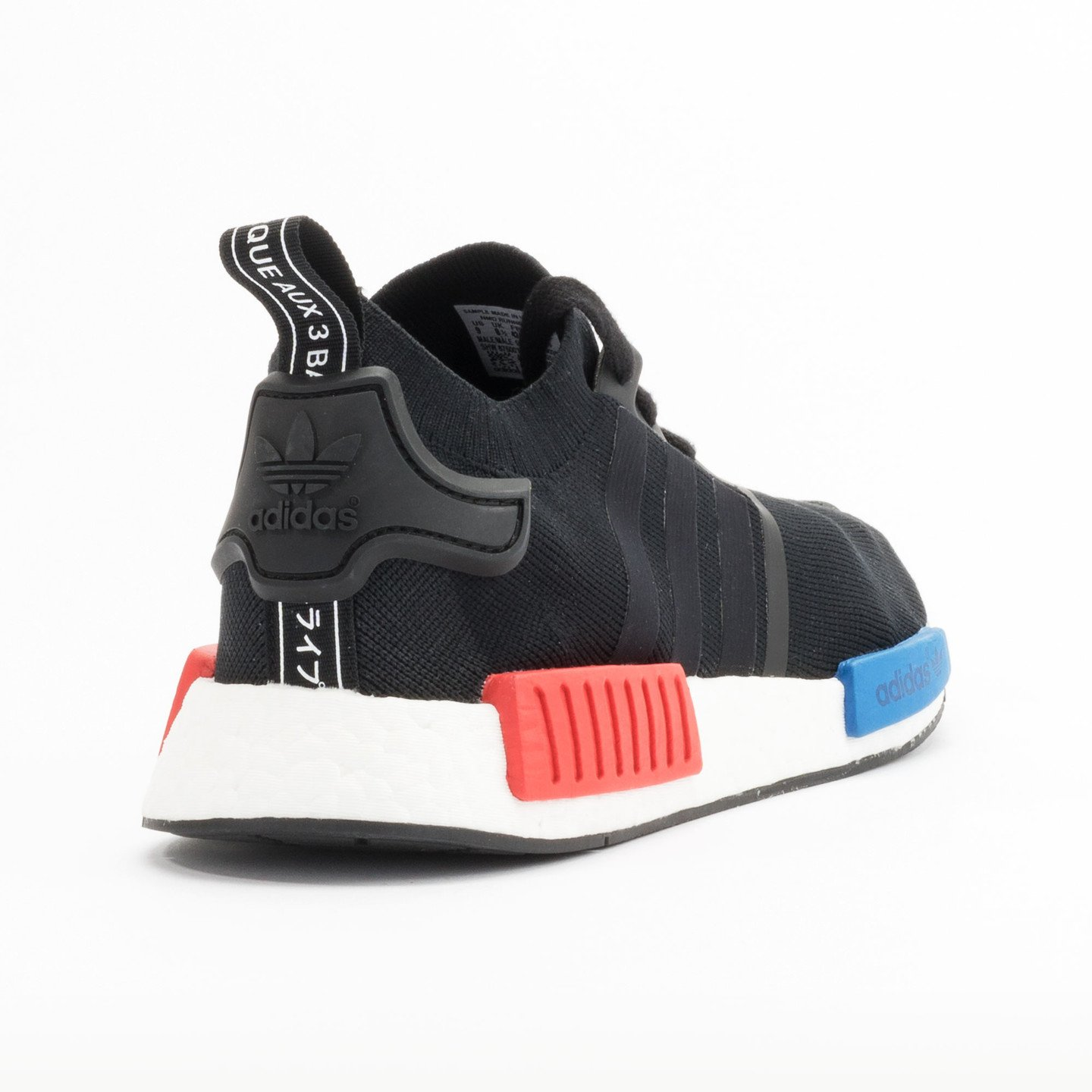 yjmypc Adidas NMD Runner PK - Primeknit Boost Nomad | Black / Red / Blue