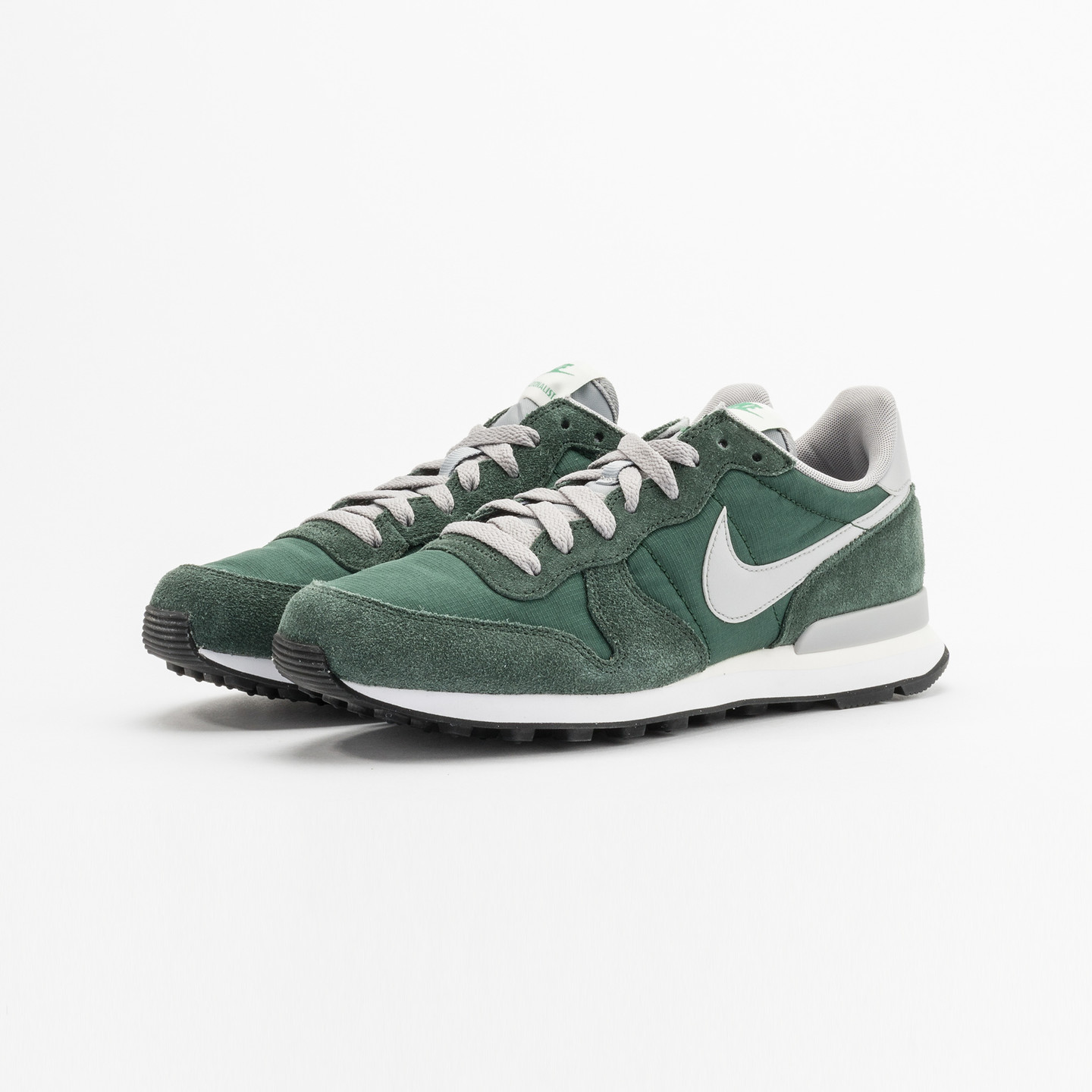 Nike Internationalist Gorge Green / Matte Silver 828041-300