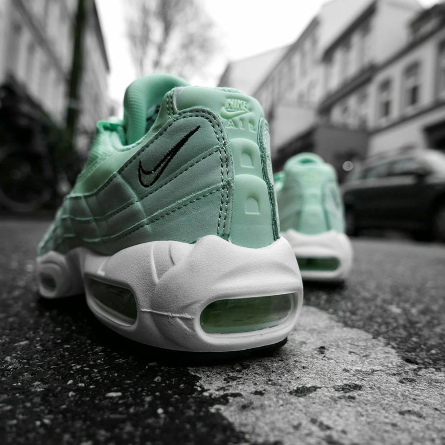 Nike Wmns Air Max 95 Fresh Mint 307960-301