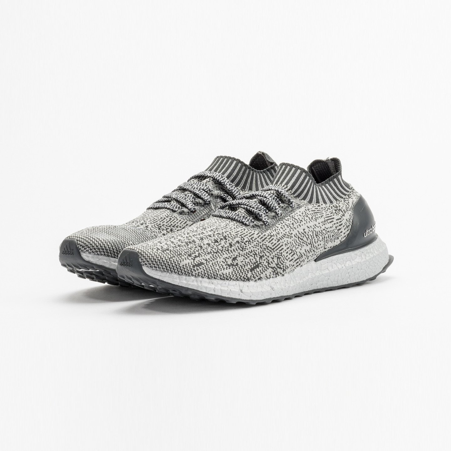 Adidas Ultra Boost Uncaged 'Super Bowl' Silver Grey BA7997