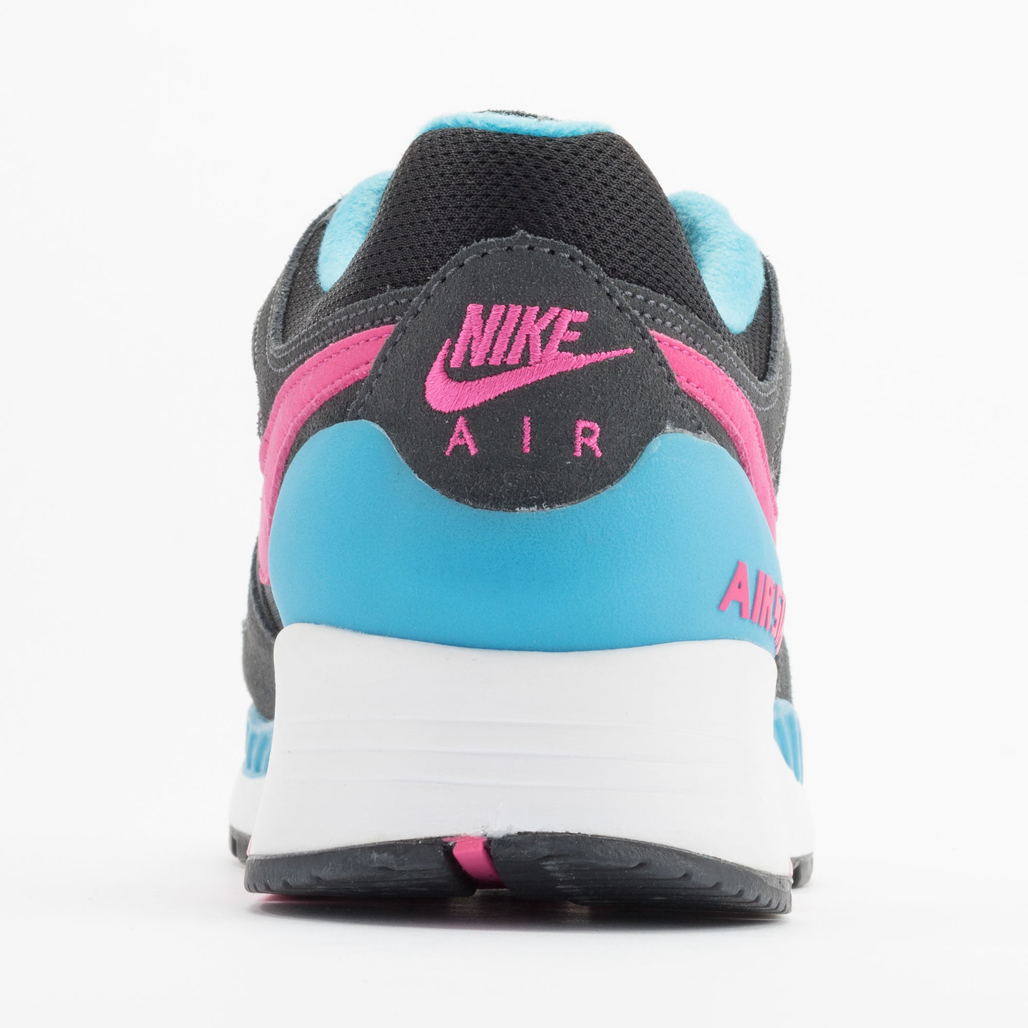Nike Air Stab Black/Hot Pink-Anthrct-Bl Lgn 312451-004-44.5