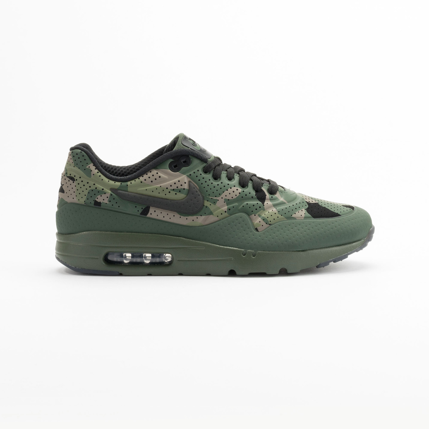 Nike Air Max 1 Ultra Moire Print Camouflage / Carbon Green 806851-300-46