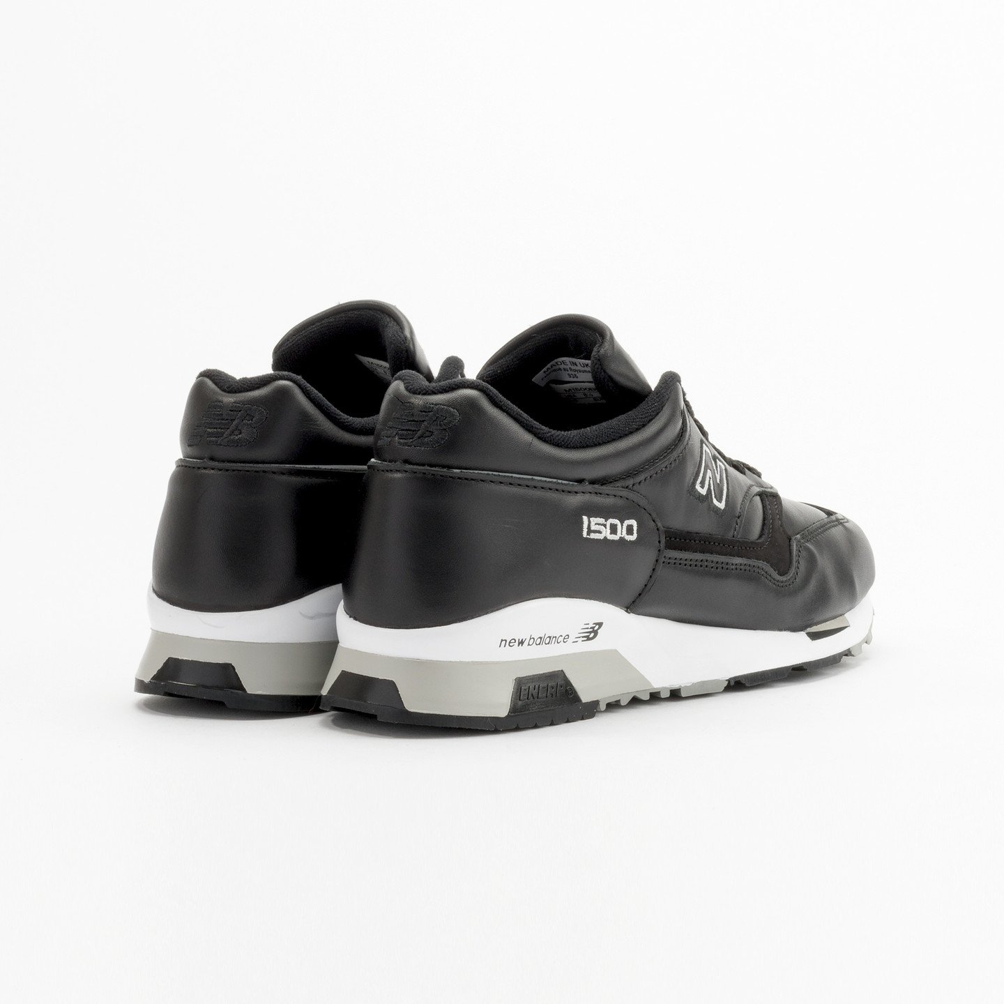 New Balance M1500 BK - Made in England Black / White Shadow M1500BK-42.5