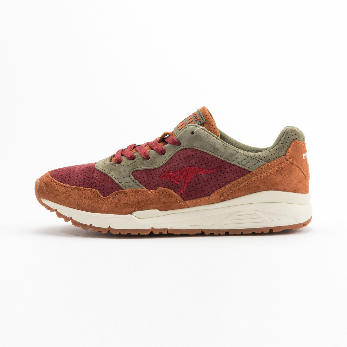 KangaROOS Ultimate Leather Cognac / Wine 47211 0 367-45