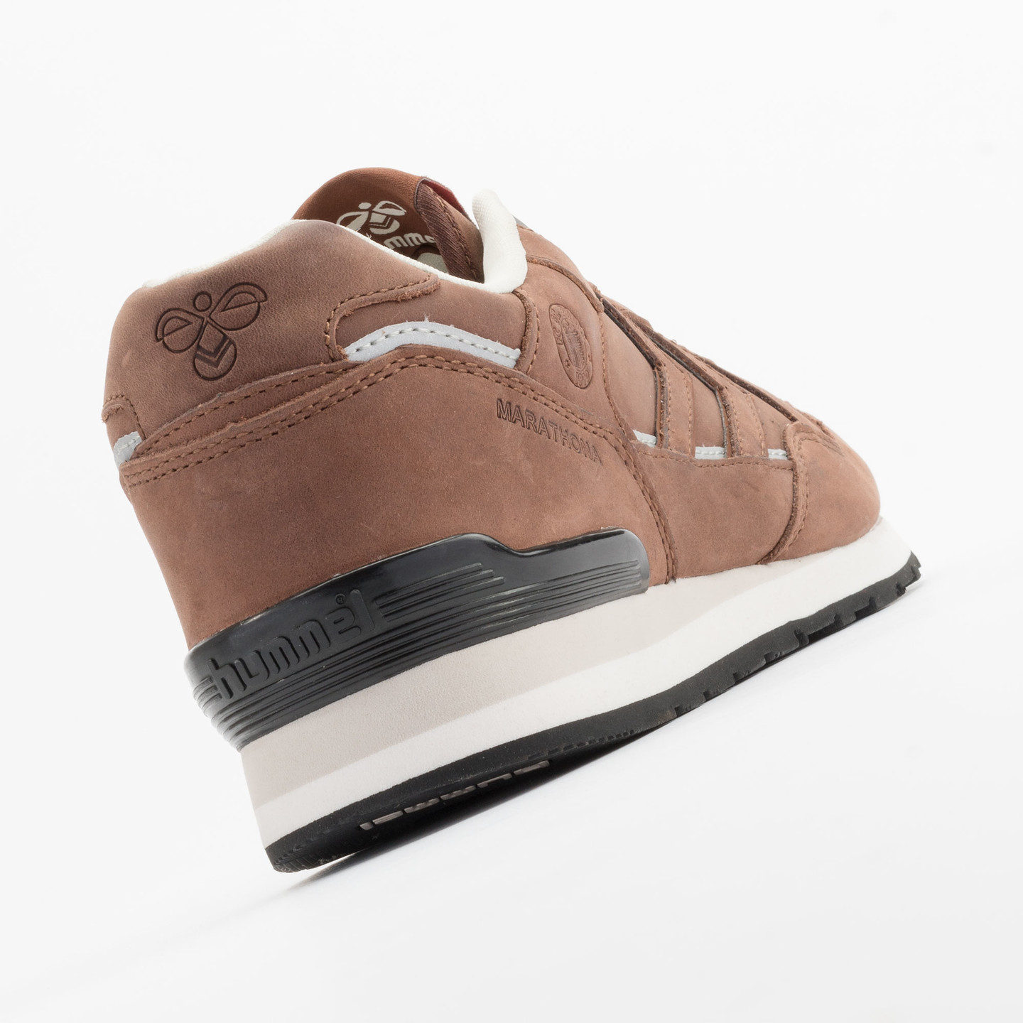 Hummel Marathona Low x St.Pauli Dark Brown 63-821-8225-40