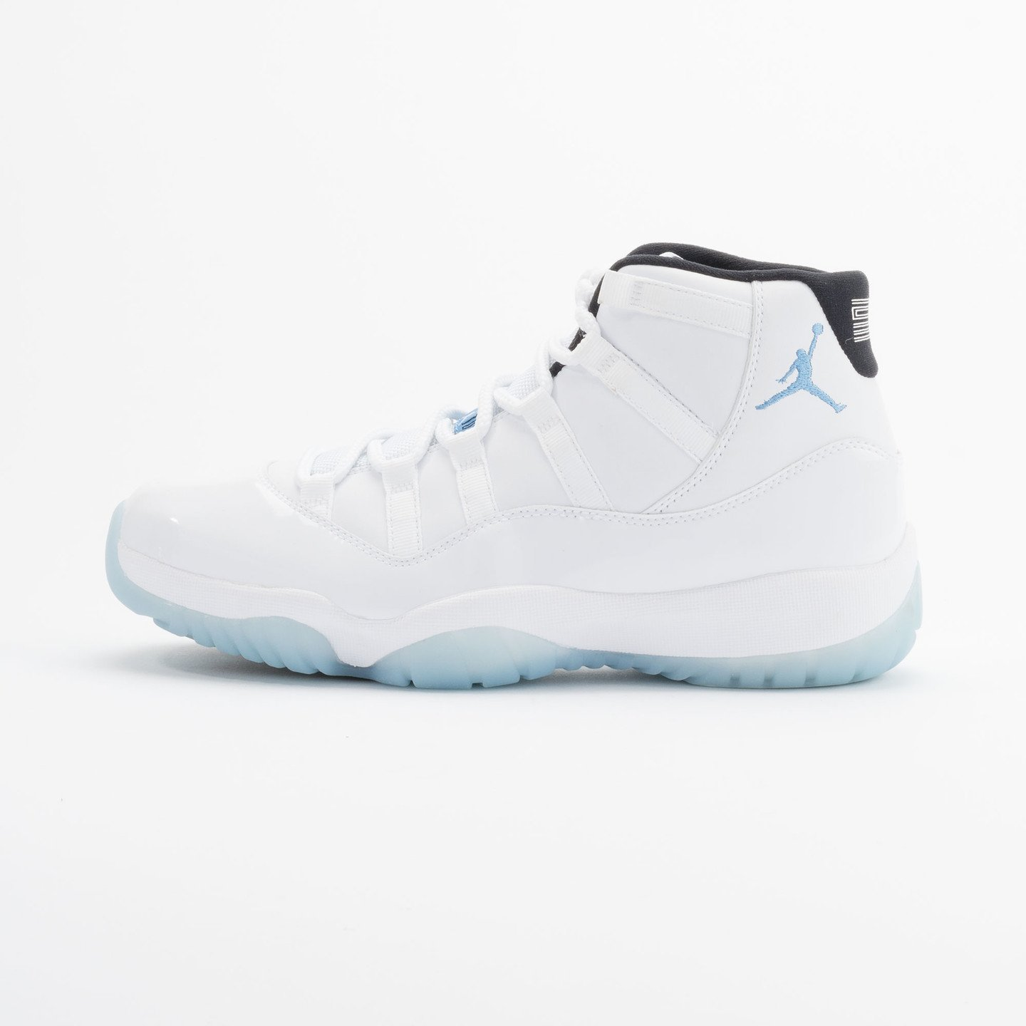 Jordan Air Jordan 11 Retro White/Legend Blue-Black 378037-117-45