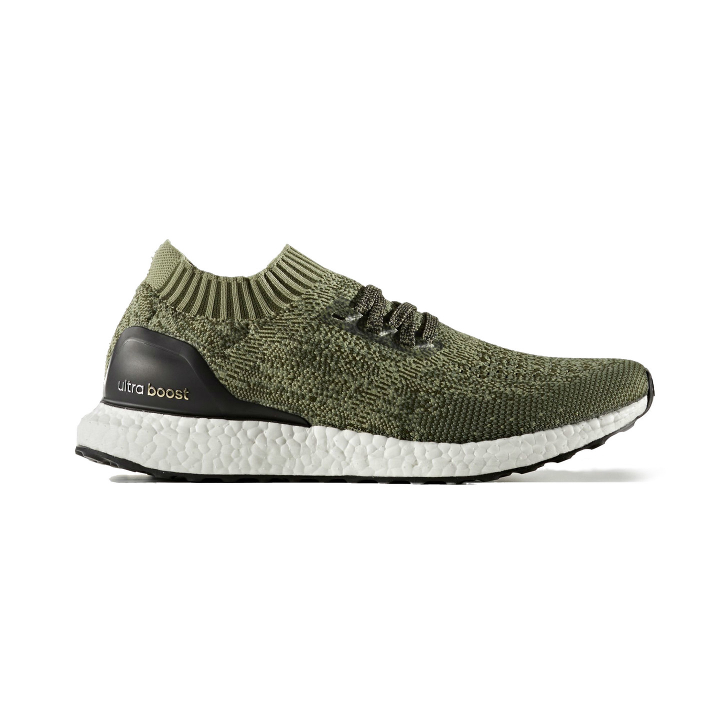 Adidas Ultra Boost Uncaged Base Green / Core Black BB3901-44