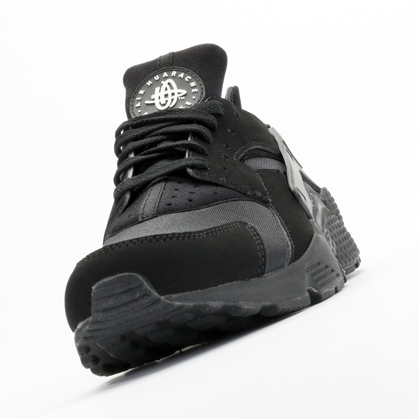 Nike Air Huarache Black/Black-White 318429-003-42