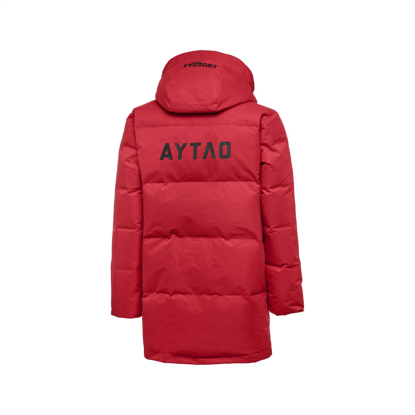 Puma Down Jacket x Outlaw Moscow Ribbon Red 576881-12