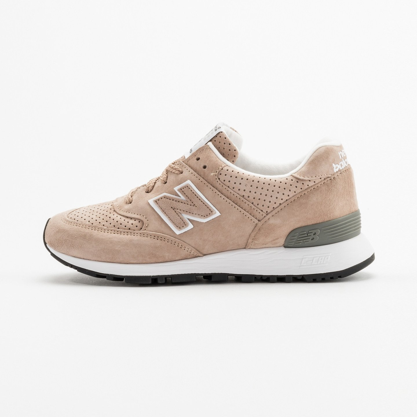New Balance W576 TTO - Made in UK Light Brown / White W576TTO-39