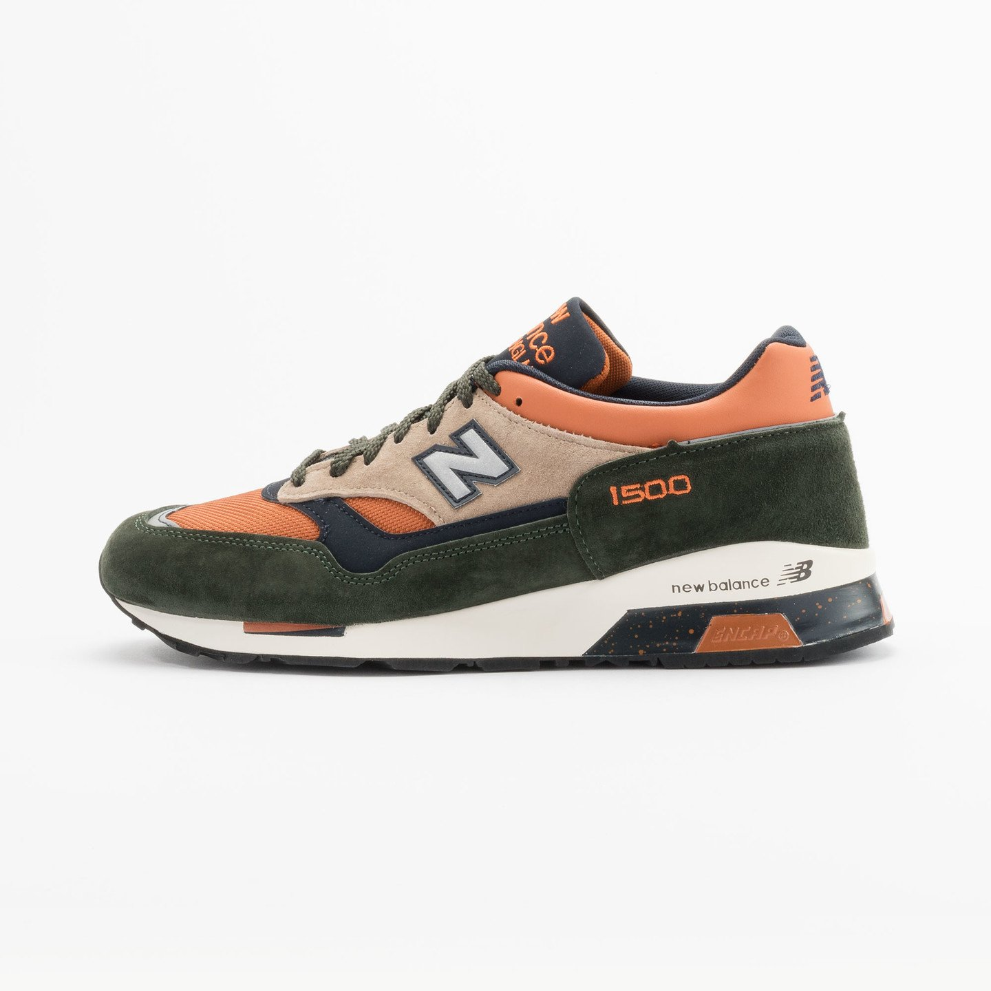 New Balance M1500 RO - Made in England Green / Orange M1500RO-45