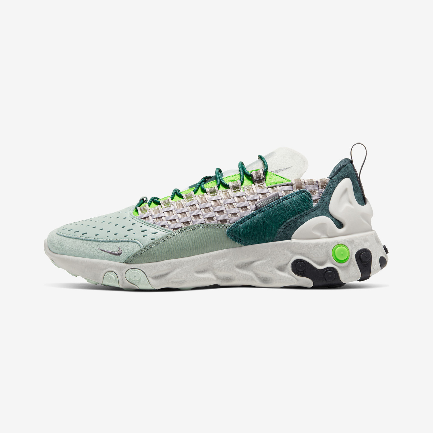 Nike React Sertu Faded Spruce / Gunsmoke / Bicoastal CT3442-300