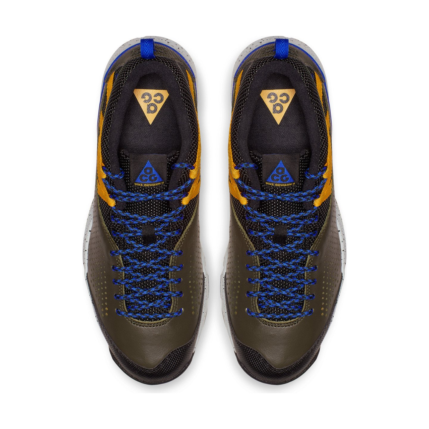 Nike ACG Okwahn II Sequoia / Racer Blue / Yellow 525367-300