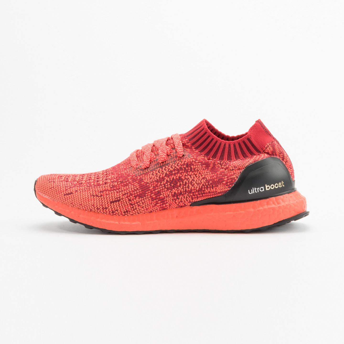 Adidas Ultra Boost Uncaged Ltd Scarlet / Solar Red / Core Black BB4678-46.66