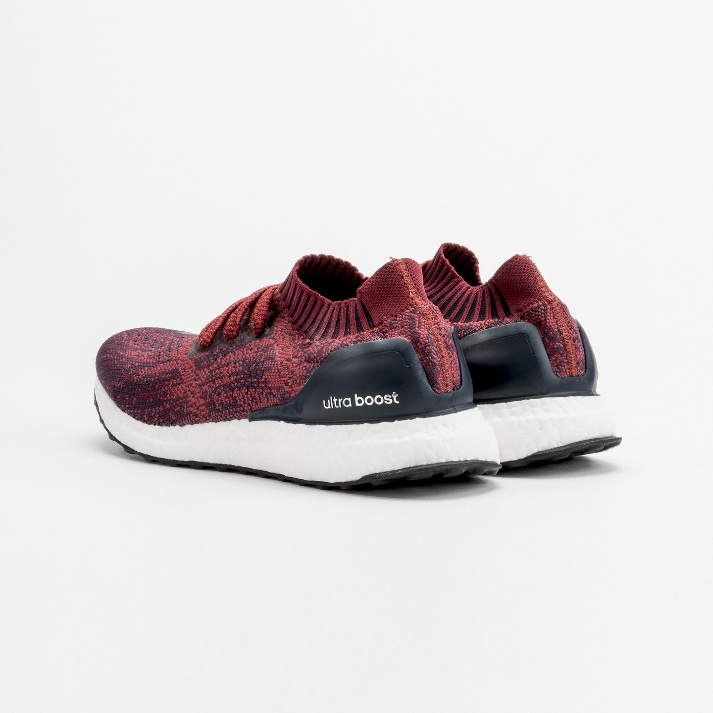 Adidas Ultra Boost Uncaged 'Burgundy' Mystery Red / Coll. Burgundy / Coll. Navy BA9617-41.33