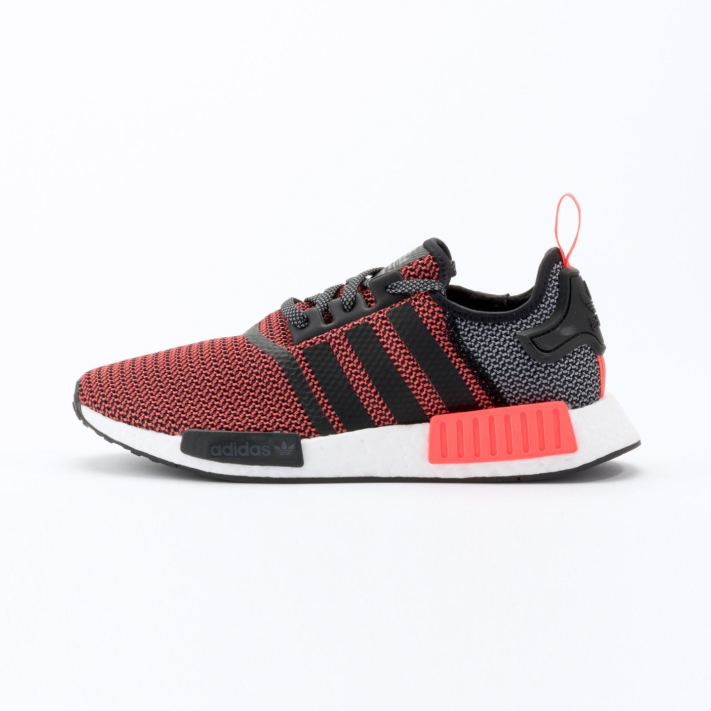 Adidas NMD R1 Runner Lush Red / Core Black S79158-41.33